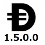 Diverse(ダイバーズ/DVRS)のウォレット1.5.0.0へのバージョンアップ方法