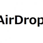 AirDrop(エアードロップ)の受け取り方手順