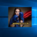 WOMENデスクトップウォレットV2(バージョン2)へのアップデート方法